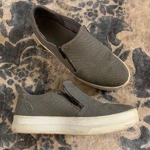 Timberland Zip Gray Sneakers